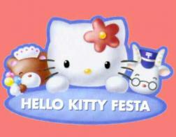 Hello Kitty festa