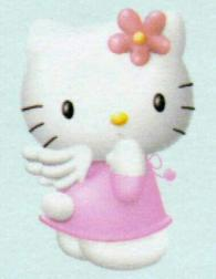 Hello Kitty cute expression